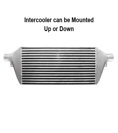 Intercooler Mounting